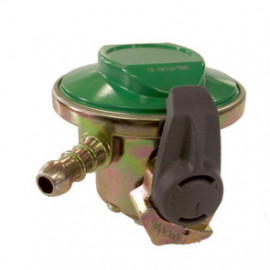 Redutor para garrafa butano Galp,0,3 a 7,5 bar, saída a 29 mbar, 1,5 kg/h, Clesse 001575SB