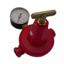 """Redutor alta pressão 0,5-4 bar 12 kg/h, 1/4"""", Cavagna"""