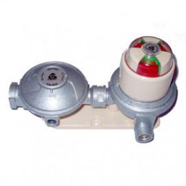 Inversor automático com redutor butano 30 mbar, 2,6 kg/h Cavagna