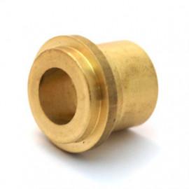 """Casquilho terminal para soldar Cont.28 mm Por.1""""1/4"""