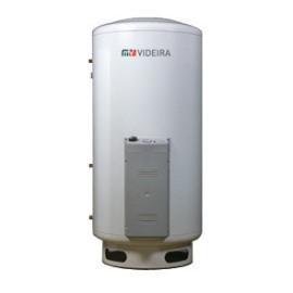Termoacumulador 300 L, alta pressão EURO-92 6000W, 400V vertical solo Videira 01.300.18.00