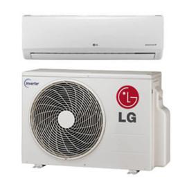 Ar condicionado Monosplit Standard 24 LG, S24ET (NSK+U24)