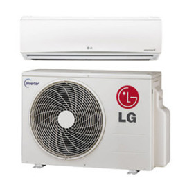 Ar condicionado Monosplit Deluxe 09 LG, DC09RQ (NSJ+UL2)
