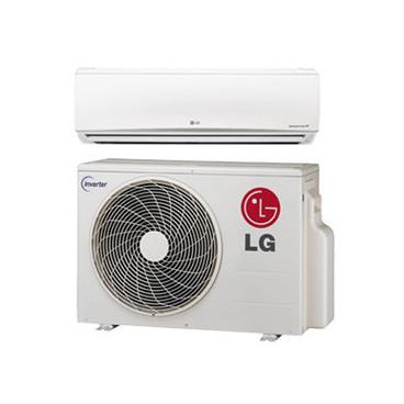 Conjunto Split LG Deluxe DC09RQ Smart InvertarDM09RP.NSJ com DM09RP.UL2