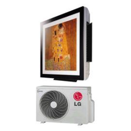 Ar condicionado Monosplit Artcool quadro 09 LG, A09FR (NSF+UL2)