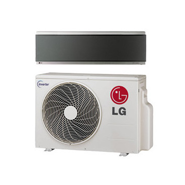 Conjunto Split LG ArtCool AM09BP Smart InverterAM09BP.NSJ com AM09BP.UA3