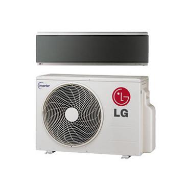 Conjunto Split LG ArtCool AM12BP Smart InverterAM12BP.NSJ com AM12BP.UA3
