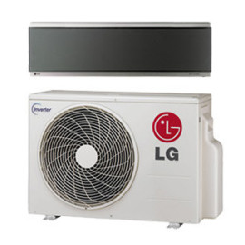 Conjunto Split LG ArtCool AM18BPSmart InverterAM18BP.NSK com AM18BP.UL2