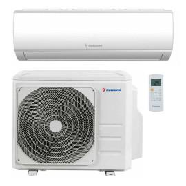 Ar condicionado Monosplit mural Easy2 Cool 5,3 kW/18.000 BTU (un.exterior+un.interior)8733500887 e 8733500888, R32, Vulcano
