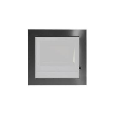 Aro integral antracite 5 cm para recuperador SIENA Solzaima