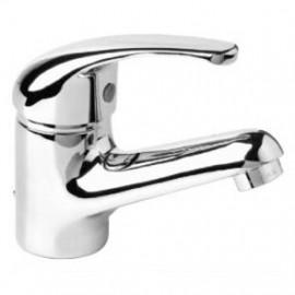 Torneira monocomando de lavatório Novi6 (manípulo fechado) cromado