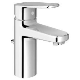 Torneira monocomando de lavatório com válvula automática Europlus S 33991002 Grohe