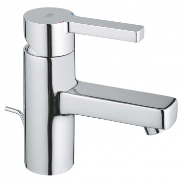 Torneira monocomando de lavatório com válvula automática Lineare 32115000 Grohe