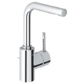 Torneira monocomando de lavatório bica alta com válvula automática Essence 32628000 Grohe