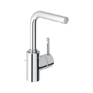 Misturadora de lavatório bica alta com válvula automática Essence 32628000 Grohe