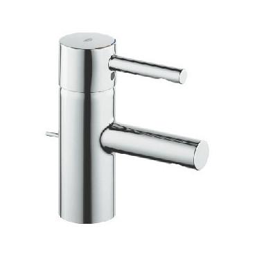 Torneira monocomando de lavatório com válvula automática Essence 33562000 Grohe