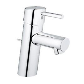 Misturadora de lavatório com válvula automática Concetto New 32204001 Grohe