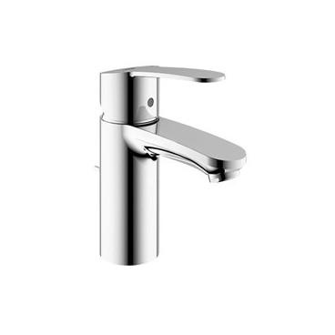 Misturadora de lavatório com válvula automática Eurostyle Cosmopolitan 33552002 Grohe