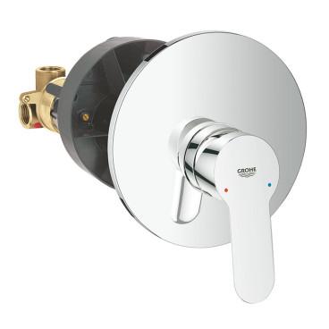 Misturadora de duche encastrável BauEdge 29078000 Grohe
