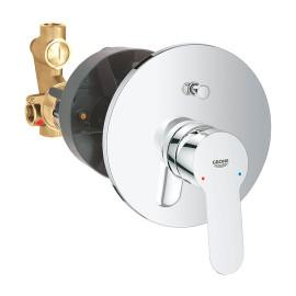 Misturadora de banheira/duche encastrável BauEdge 29079000 Grohe