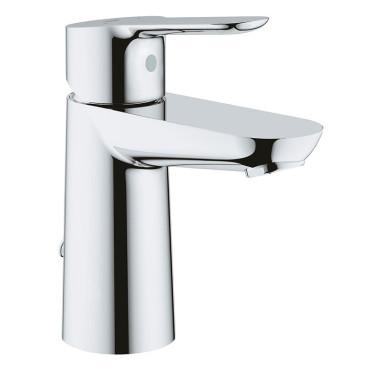 Misturadora de lavatório simples BauEdge 23329000 Grohe