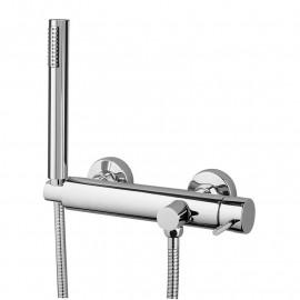 Misturadora de duche cilíndrico