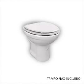 Sanita simples MUNIQUE descarga à parede branco S10012923400000 Sanitana