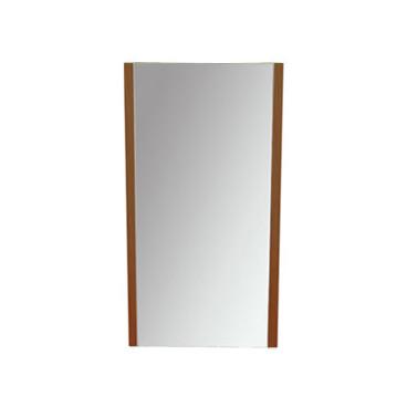 Espelho com 60 cm Plan cerejeira