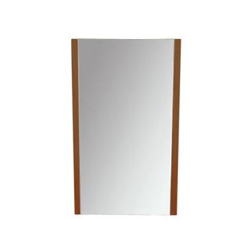 Espelho com 70 cm Plan cerejeira