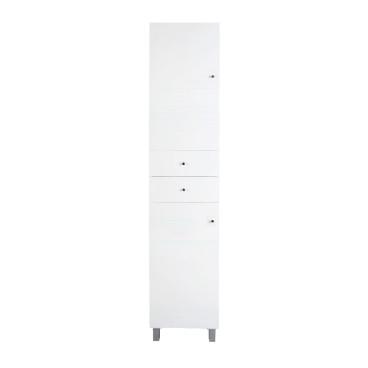 Móvel auxiliar alto 40 cm branco