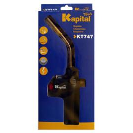 Kit Maçarico K747 + 2 Map-Pro KT747P Kapital