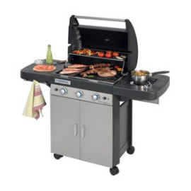 Barbecue a gás 3 Series Classic LS Plus 2000015639 Campingaz