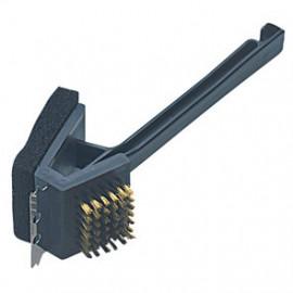 Escova de plástico 3 funções para grelha 205641 Campingaz