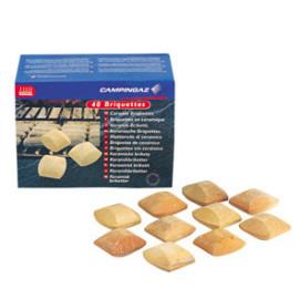 Briquetes cerâmicas para barbecue 205636 Campingaz