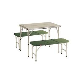 Mesa para 4 de alumínio Pack-Away 205584 Coleman
