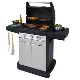 Barbecue a gás Master 3 Series Classic 2000030696 Campingaz