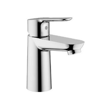 Misturadora de lavatório corpo liso BauEdge 23330000 Grohe