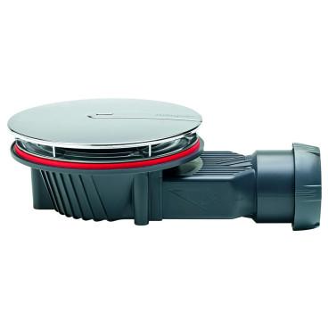 Válvula duche membrana SLIM 90mm (débito 33,6 l/min)Wirquin