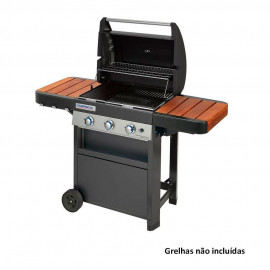 Barbecue a gás 3 Series Classic WLD 2000032797 Campingaz