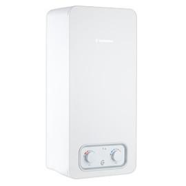 Esquentador WR10-4 KB gás natural, Click! 2 sem display, baterias 10 l/min, exaustão natural, Vulcano 7736504360