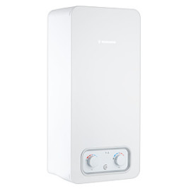 Esquentador WR14-4 KB gás natural, Click! 2 sem display, baterias 14 l/min, exaustão natural, Vulcano 7736505551