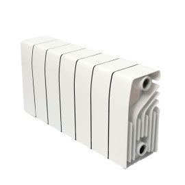 Radiador de Alumínio DUBAL 30 com 8 elementos, Baxi 194A10801