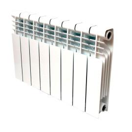 Radiador de Alumínio DUBAL 45 com 3 elementos, Baxi 194A15301