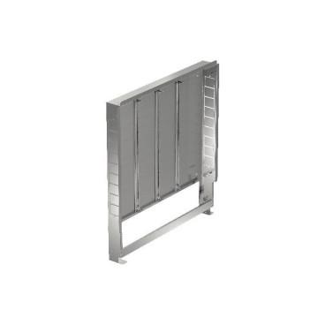 Caixa de coletores Vario W 1300x730x80 mm, Uponor 1093502