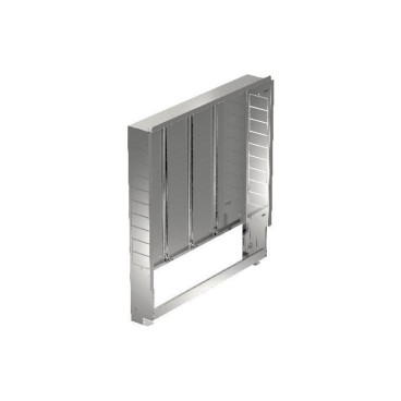 Caixa de coletores Vario IW 550x730x110 mm, Uponor 1093491