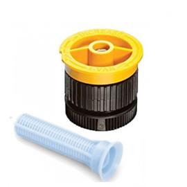 Bico para pulverizador 4 VAN, 1,2 m de raio, amarelo, Rainbird