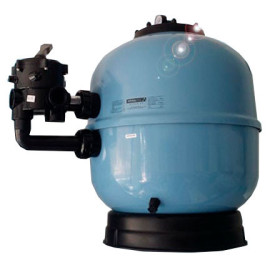 Filtro de piscina Aster 750 Azul com válvula, AstralPool