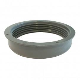 Aro roscado PVC 125 mm