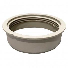 Aro roscado PVC estreitos 90 mm