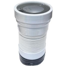 Ligação extensível para sanita 220/540 mm